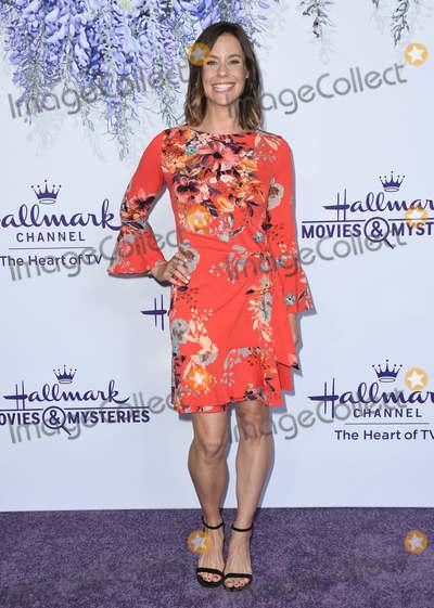 Ashley Williams Photo - 26 July 2018 - Beverly Hills California - Ashley Williams 2018 Hallmark Channel Summer TCA held at Private Residence Photo Credit Birdie ThompsonAdMedia