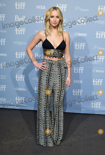 Jennifer Lawrence Photo - 10 September 2017 - Toronto Ontario Canada - Jennifer Lawrence 2017 Toronto International Film Festival - mother Press Conference held at TIFF Bell Lightbox Photo Credit Brent PerniacAdMedia