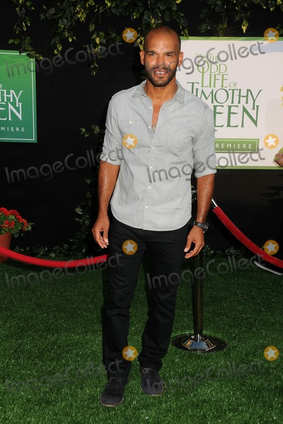 Amaury Nolasco Photo - 6 August 2012 - Hollywood California - Amaury Nolasco The Odd Life of Timothy Green Los Angeles Premiere Photo Credit Byron PurvisAdMedia