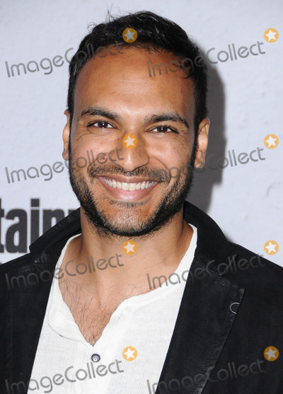 Arjun Gupta Photo - 22 July 2017 - San Diego California - Arjun Gupta 2017 Entertainment Weeklys Annual Comic-Con Party held at FLOAT At The Hard Rock Hotel in San Diego Photo Credit Birdie ThompsonAdMedia