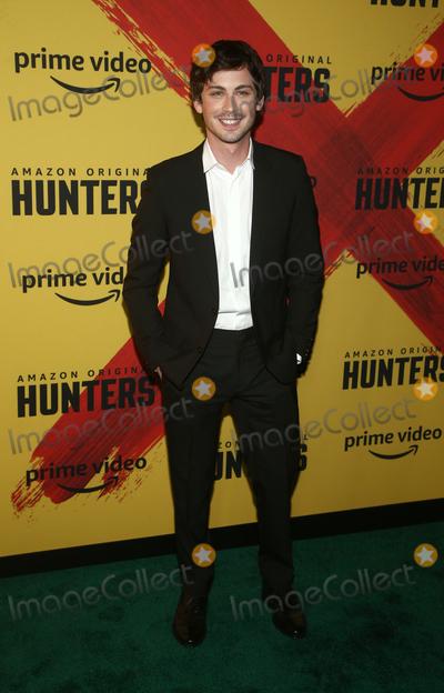 Logan Lerman Photo - 19 February 2020 - Los Angeles California - Logan Lerman the world premiere of Hunters held at DGA Theater Photo Credit FSAdMedia