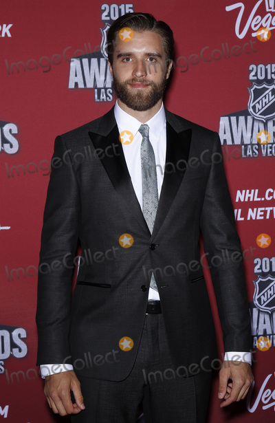 Aaron Ekblad Photo - 24 June 2015 - Las Vegas Nevada -  Aaron Ekblad 2015 NHL Awards Red Carpet Arrivals at MGM Grand Hotel and Casino  Photo Credit MJTAdMedia