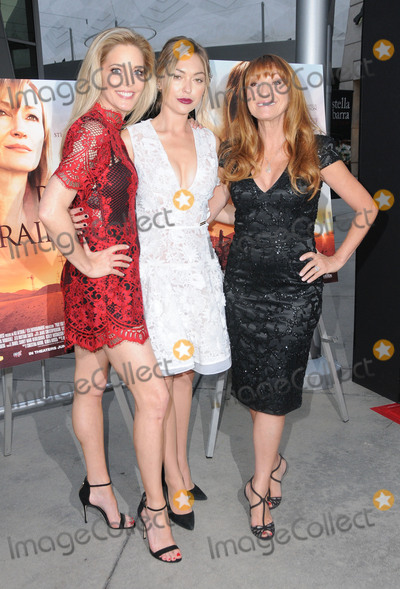Christina Moore Photo - 07 June 2017 - Hollywood California - Christina Moore Annabelle Stephenson Jane Seymour Los Angeles premiere of Pray For Rain held at ArcLight in Hollywood Photo Credit Birdie ThompsonAdMedia