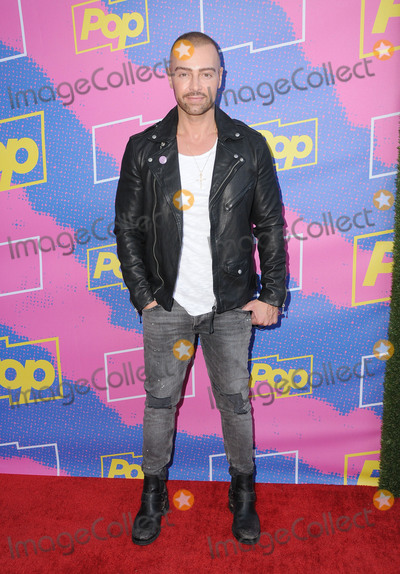Joey Lawrence Photo - 06 April 2017 - Los Angeles California - Joey Lawrence  Premiere Of Pop TVs Hollywood Darlings and Return of the Mac  held at iPic Theaters in Los Angeles Photo Credit Birdie ThompsonAdMedia