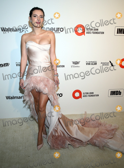 Bella Thorne Photo - 09 February 2020 - West Hollywood California - Bella Thorne 28th Annual Elton John Academy Awards Viewing Party held at West Hollywood Park Photo Credit FSAdMedia