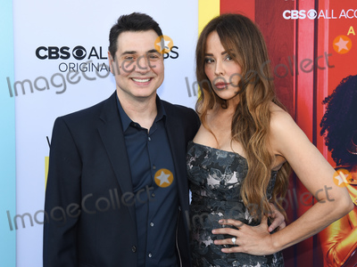 Alex Tyler Photo - 07 August 2019 - Beverly Hills California - Adam Ferrara Alex Tyler CBS All Access Why Women Kill Los Angeles Premiere held at The Wallis Annenberg Center for the Performing Arts Photo Credit Billy BennightAdMedia