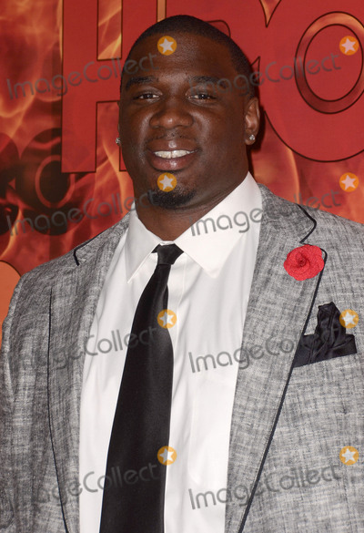Donovan Carter Photo - 20 September  2015 - West Hollywood California - Donovan Carter Arrivals for the 2015 HBO Emmy Party held at the Pacific Design Center Photo Credit Birdie ThompsonAdMedia