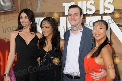 Hiromi Oshima Photo - 3 June 2013 - Westwood California - Summer Altice Cooper Hefner Hiromi Oshima This Is the End Los Angeles Premiere held at the Regency Village Theatre Photo Credit Byron PurvisAdMedia