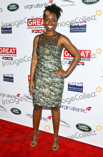 Adepero Oduye Photo - 28 February 2014 - Los Angeles California - Adepero Oduye GREAT British Film Reception to honor the British Oscar nominees hosted by Consul General Chris OConnor at the British Residence Photo Credit Christine ChewAdMedia