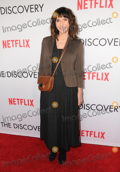 Mary Steenburgen Photo - 29 March 2017 - Los Angeles California - Mary Steenburgen  Premiere Of Netflixs The Discovery held at The Vista Theater in Los Angeles Photo Credit Birdie ThompsonAdMedia