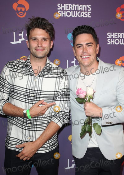 Tom Sandoval Photo - 30 July 2019 - West Hollywood California - Tom Schwartz Tom Sandoval Shermans Showcase Premiere Party held at Peppermint Club Photo Credit FSadouAdMedia
