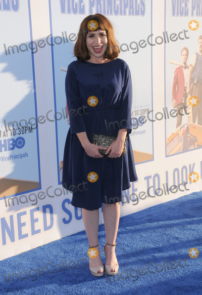 Ashley Spillers Photo - 07 July 2016 - Hollywood Ashley Spillers Arrivals for the Los Angeles premiere of the new HBO comedy series Vice Principals held at Avalon Hollywood Photo Credit Birdie ThompsonAdMedia