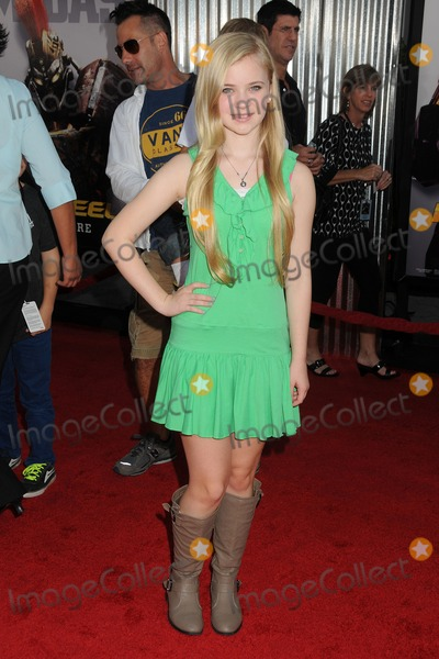 Sierra McCormick Photo - 2 October 2011 - Universal City California - Sierra McCormick Real Steel Los Angeles Premiere held at Universal Gibson Amphitheatre Photo Credit Byron PurvisAdMedia