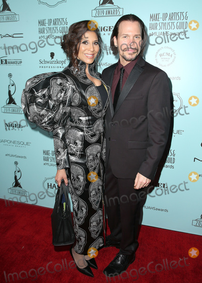 Christine Devine Photo - 16 February 2019 - Los Angeles California -  6th Annual Make-Up Artists and Hair Stylists Guild Awards held at The Novo at LA Live Photo Credit Faye SadouAdMedia16 February 2019 - Los Angeles California - Christine Devine and Sean McNabb 6th Annual Make-Up Artists and Hair Stylists Guild Awards held at The Novo at LA Live Photo Credit Faye SadouAdMedia