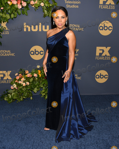 Amirah Vann Photo - 22 September 2019 - Los Angeles California - Amirah Vann Walt Disney Television 2019 EMMY Award Post Party for ABC Disney Television Studios FX Networks HULU and National Geographic held at Otium Photo Credit Billy BennightAdMedia