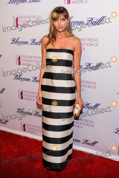 Alina Balkova Photo - 13 April 2015 - New York New York- Alina Balkova 7th Annual EFA Blossom Ball Photo Credit Mario SantoroAdMedia