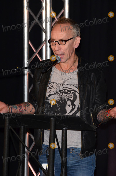 Nic Harcourt Photo - 18 June 2014 - Los Angeles California -  Nic Harcourt Linkin Park Inducted into Guitar Centers RockWalk at the Guitar Center in Hollywood Ca Photo Credit Birdie ThompsonAdMedia