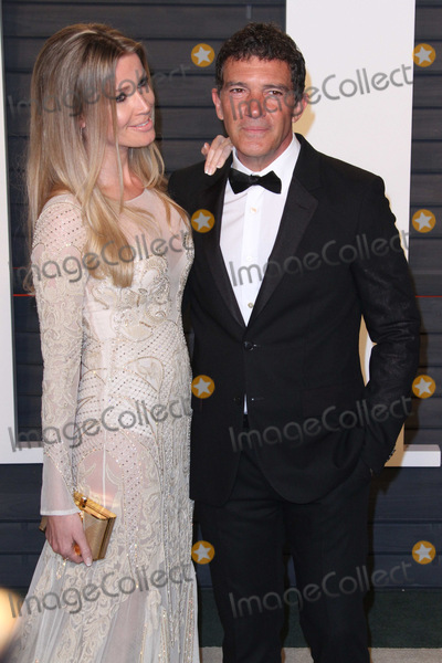 Wallis Annenberg Photo - 28 February 2016 - Beverly Hills California - Nicole Kimpel Antonio Banderas 2016 Vanity Fair Oscar Party hosted by Graydon Carter following the 88th Academy Awards held at the Wallis Annenberg Center for the Performing Arts Photo Credit AdMedia