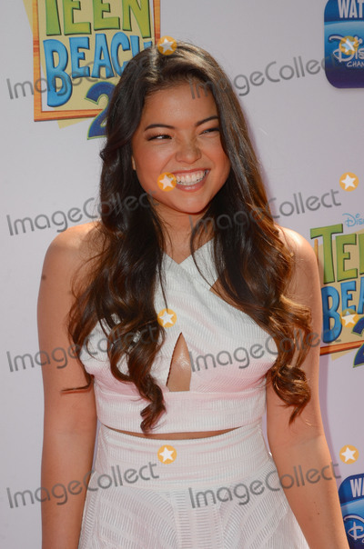 Piper Curda Photo - 22 June 2015 - Burbank California - Piper Curda Arrivals for the Los Angeles premiere of Disneys Teen Beach 2 held at The Walt Disney Studios Photo Credit Birdie ThompsonAdMedia