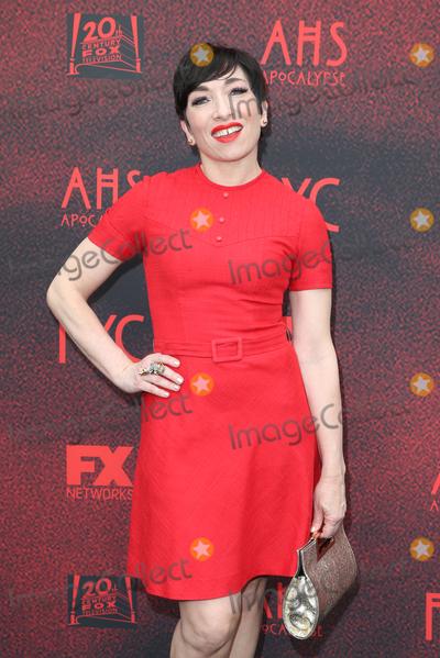 Naomi Grossman Photo - 18 May 2019 - Hollywood California - Naomi Grossman FYC Red Carpet For FXs American Horror Story Apocalypse held at NeueHouse Hollywood Photo Credit Faye SadouAdMedia