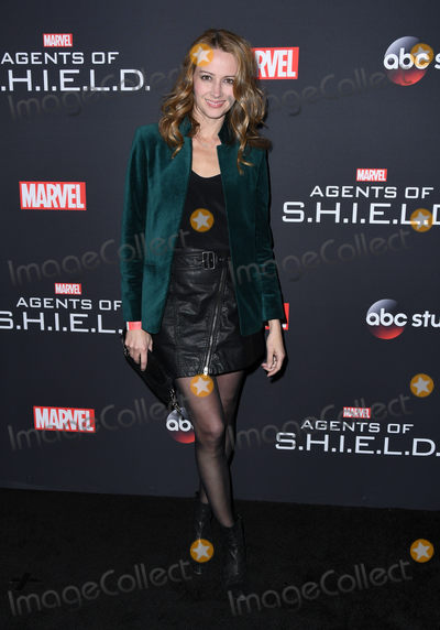 Amy Landecker Photo - 24 February 2018 - Hollywood California - Amy Landecker Marvels Agents of SHIELD 100th Episode Celebration held at OHM Nightclub Photo Credit Birdie ThompsonAdMedia