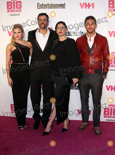 Adam Senn Photo - 15 November 2015 - West Hollywood California - James LaRosa Katherine Bailess Jody Lyn OKeefe Adam Senn VH1 Big In 2015 With Entertainment Weekly Awards held at the Pacific Design Center Photo Credit SammiAdMedia