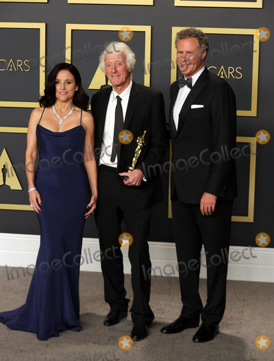 Will Ferrell Photo - 09 February 2020 - Hollywood California -     Julia Louis-Dreyfus Will Ferrell Roger Deakins attend the 92nd Annual Academy Awards presented by the Academy of Motion Picture Arts and Sciences held at Hollywood  Highland Center Photo Credit Theresa ShirriffAdMedia