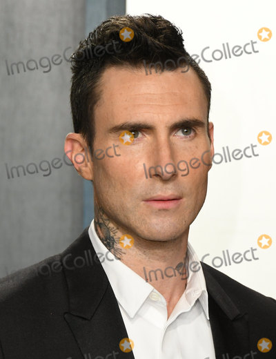 Adam Levine Photo - 09 February 2020 - Los Angeles California - Adam Levine 2020 Vanity Fair Oscar Party following the 92nd Academy Awards held at the Wallis Annenberg Center for the Performing Arts Photo Credit Birdie ThompsonAdMedia