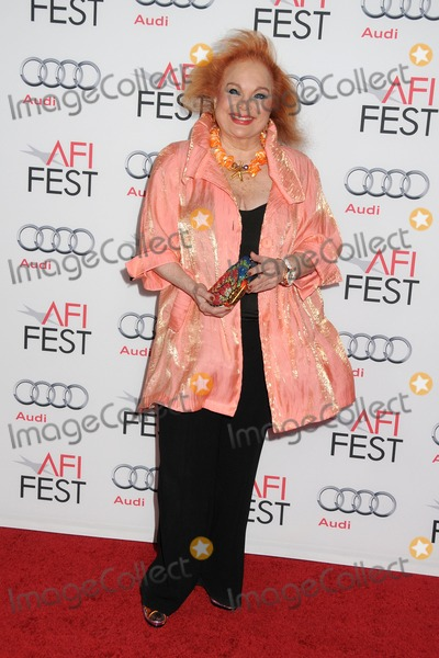 Carol Connors Photo - 13 November 2013 - Hollywood California - Carol Connors AFI Fest 2013 - The Secret Life of Walter Mitty Gala Screening held at the TCL Chinese Theatre Photo Credit Byron PurvisAdMedia