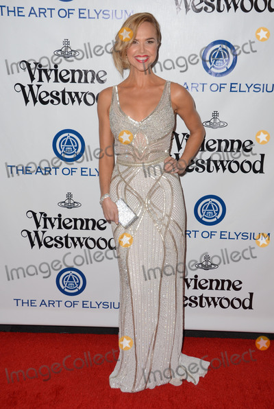 Arielle Kibble Photo - 09 January  - Los Angeles Ca - Arielle Kibble Arrivals for The Art of Elysiums Presents Vivienne Westwood  Andreas Kronthalers 2016 HEAVEN Gala held at 3Labs Photo Credit Birdie ThompsonAdMedia