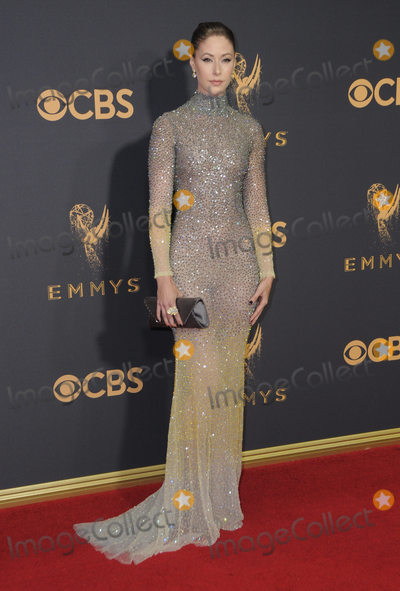 Amanda Crew Photo - 17 September  2017 - Los Angeles California - Amanda Crew 69th Annual Primetime Emmy Awards - Arrivals held at Microsoft Theater in Los Angeles Photo Credit Birdie ThompsonAdMedia
