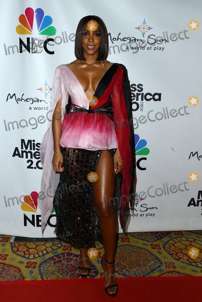 Kelly Rowland Photo - 19 December 2019 - Uncasville CT - Kelly Rowland Miss America 2020 Competition Red Carpet Arrivals at Mohegan Sun Casino Resort Photo Credit MJTAdMedia