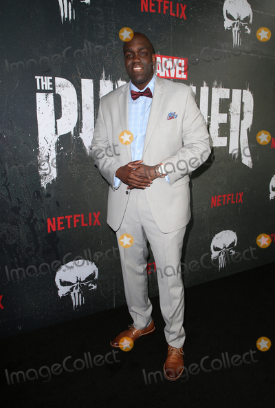Avery Mason Photo - 14 January 2019 - Hollywood California - Avery Mason Marvels The Punisher Seasons 2 Premiere held at ArcLight Hollywood Photo Credit Faye SadouAdMedia
