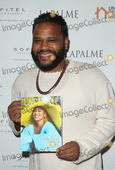 Anthony Anderson Photo - 16 April 2019 - Los Angeles California - Anthony Anderson Lapalme Magazines Party For Cover Stars Anthony Anderson And Meagan Good  held at Sofitel Los Angeles At Beverly Hills Photo Credit Faye SadouAdMedia
