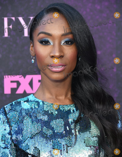 Angelica Ross Photo - 09 August 2019 - West Hollywood California - Angelica Ross Red Carpet Event For FXs Pose held at Pacific Design Center Photo Credit Birdie ThompsonAdMedia