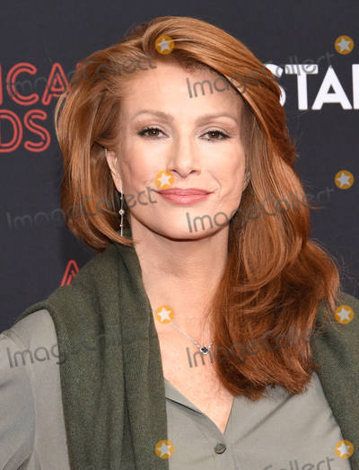 Angie Everhart Photo - 05 March 2019 - Los Angeles California - Angie Everhart American Gods Season 2 Los Angeles Premiere held at the Ace Hotel Photo Credit Birdie ThompsonAdMedia