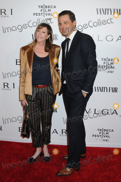Daniel Paltridge Photo - 23 April 2019 - New York New York - Jane Rosenthal and Daniel Paltridge at BVLGARIs World Premiere of Celestial and The Fourth Wave with Vanity Fair for the 18th Annual Tribeca Film Festival at Spring Studios Photo Credit LJ FotosAdMedia
