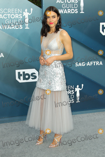 Nina Kiri Photo - 19 January 2020 - Los Angeles California - Nina Kiri 26th Annual Screen Actors Guild Awards held at The Shrine Auditorium Photo Credit AdMedia