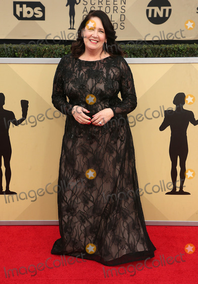 Ann Dowd Photo - 21 January 2018 - Los Angeles California - Ann Dowd 24th Annual Screen Actors Guild Awards held at The Shrine Auditorium Photo Credit RetnaAdMedia