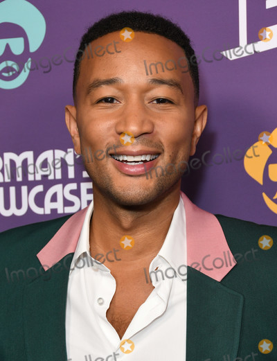 John Legend Photo - 30 July 2019 - West Hollywood California - John Legend IFCs Shermans Showcase Premiere Party held at The Peppermint Club Photo Credit Birdie ThompsonAdMedia