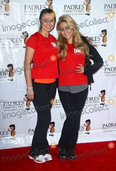 Ayla Kell Photo - 26 February 2011 - Pasadena California - Ayla Kell and Cassie Scerbo Padres 4th Annual Stand For Hope Charity 5K RunWalk held at The Rose Bowl Photo Credit Tonya WiseAdMedia Photo Tonya WiseAdMedia