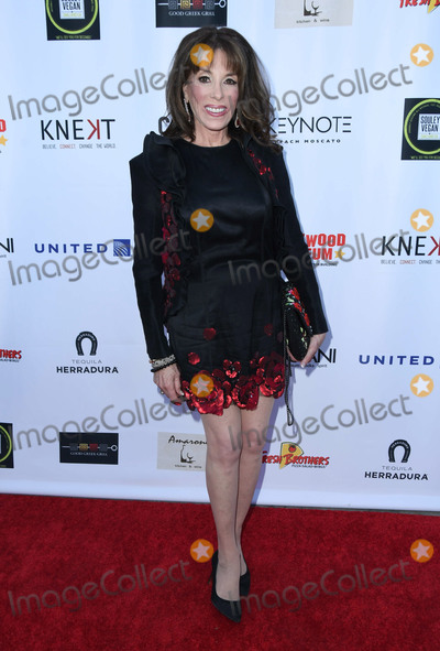 Kate Linder Photo - 25 April 2018 -  Hollywood California - Kate Linder 45th Annual Daytime Emmy awards Nominee Reception held at The Hollywood Museum Photo Credit Birdie ThompsonAdMedia