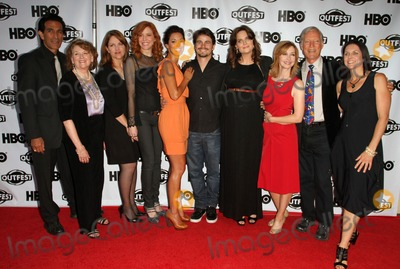 Angelique Cabral Photo - 17 July 2011 - West Hollywood California - Gregory Zaragoza Rebecca Wackler Kristen Dalton Angelique Cabral Jason Ritter Emily Deschanel Sharon Lawrence Richard Chamberlain Anne Renton 2011 Outfest Film Festival Screening Of The Perfect Family Closing Night- Arrivals  Held At The DGA Theatre Photo Credit Kevan BrooksAdMedia