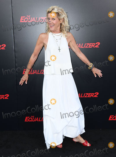 Ally Mills Photo - 17 July 2018 - Hollywood  California - Ally Mills The Equalizer 2 Los Angeles Premiere held at the TCL Chinese Theatre Photo Credit Birdie ThompsonAdMedia