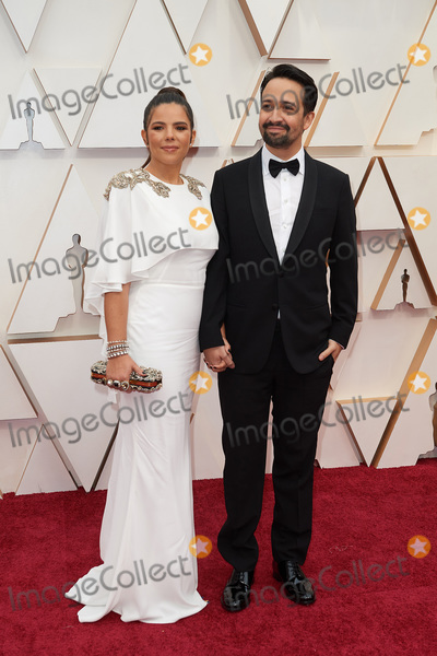 Vanessa Larr Photo - 09 February 2020 - Hollywood California - Vanessa Nadal and Lin-Manuel Miranda 92nd Annual Academy Awards presented by the Academy of Motion Picture Arts and Sciences held at Hollywood  Highland Center Photo Credit AMPASAdMedia