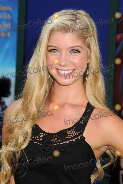 Alexandria Deberry Photo - 27 August 2011 - Hollywood California - Alexandria Deberry The Lion King 3D Los Angeles Premiere held at The El Capitan Theatre Photo Credit Byron PurvisAdMedia
