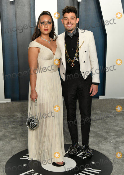 Anthony Ramos Photo - 09 February 2020 - Los Angeles California - Anthony Ramos 2020 Vanity Fair Oscar Party following the 92nd Academy Awards held at the Wallis Annenberg Center for the Performing Arts Photo Credit Birdie ThompsonAdMedia
