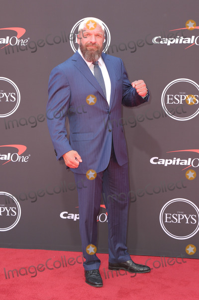 Triple-H Photo - 10 July 2019 - Los Angeles California - Triple H Paul Michael Levesque The 2019 ESPY Awards held at Microsoft Theater Photo Credit PMAAdMedia