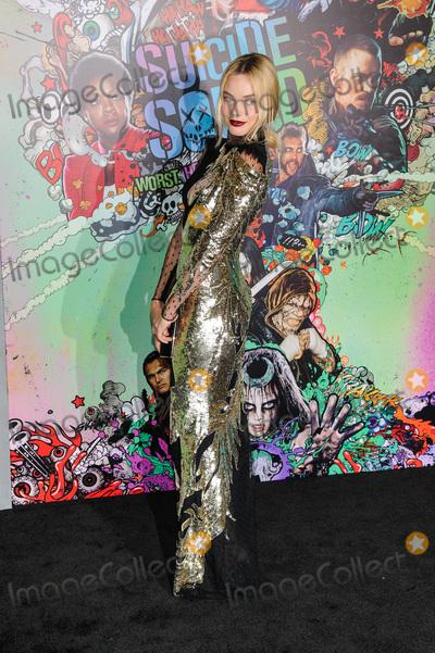 Margot Robbie Photo - 01 August 2016 - New York New York - Margo Robbie Suicide Squad World Premiere Photo Credit Mario SantoroAdMedia