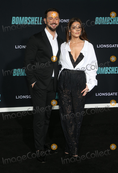 ASHLEY GREEN Photo - 10 December 2019 - Westwood California - Ashley Greene Paul Khoury Special Screening Of Liongates Bombshell held at Regency Village Theatre Photo Credit FSAdMedia